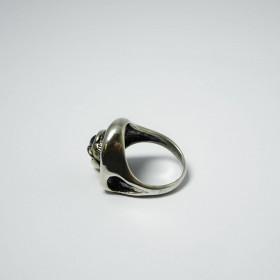 14 karat ring med diamant