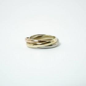 Lapponia armbånd, sølv, 19 cm