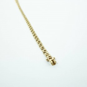 Lapponia kæde, 14 karat